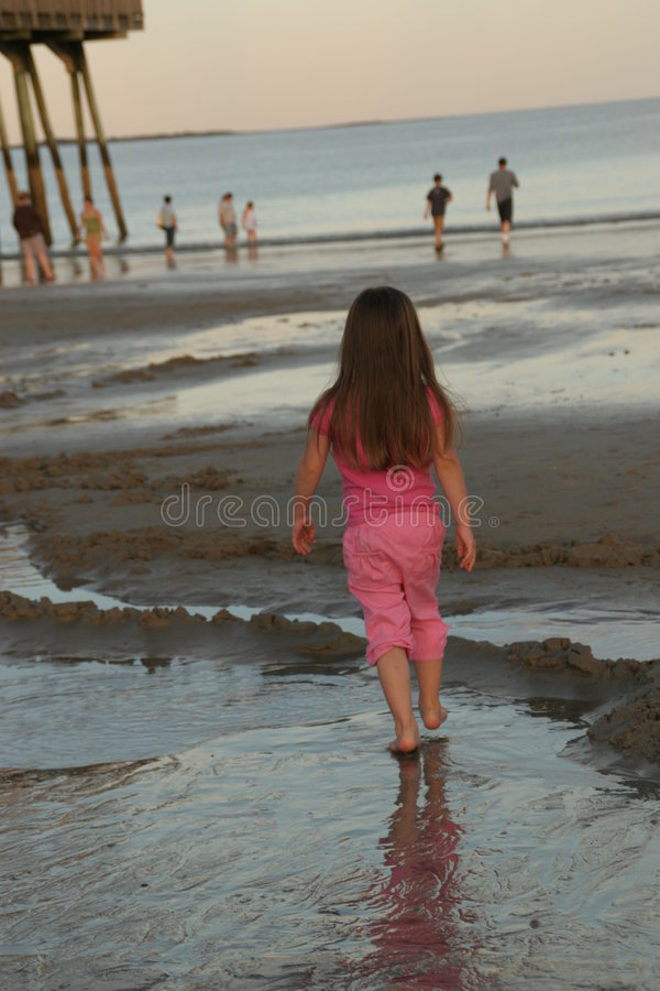 Download Beach girl stock image. Image of ocean, summer, girl, outdoor - 1746063