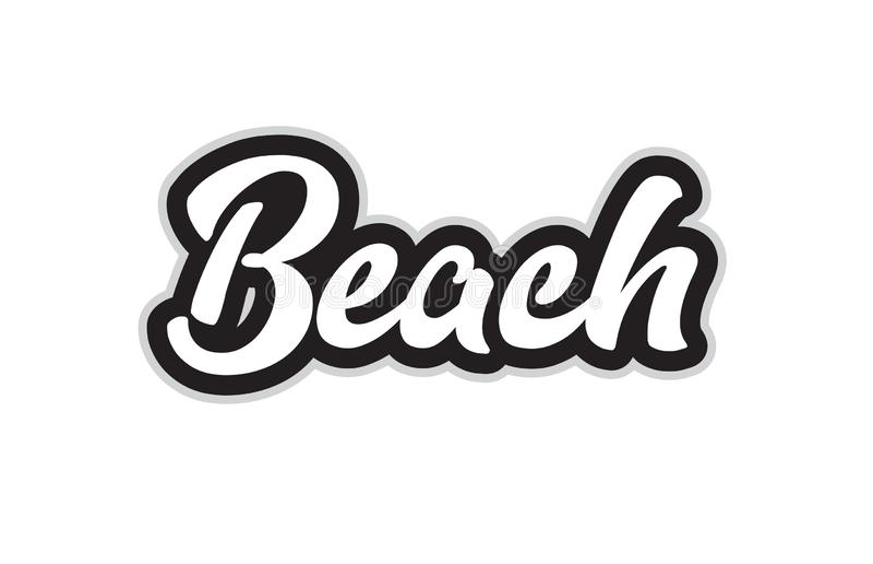 Black White Beach Logo Stock Illustrations 11 035 Black White Beach Logo Stock Illustrations Vectors Clipart Dreamstime