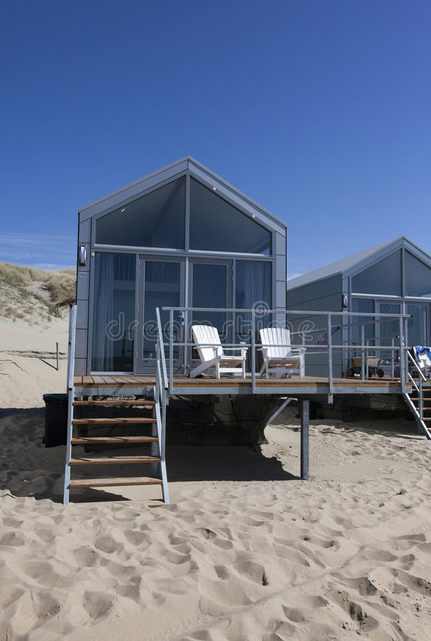Download Beach house stock photo. Image of wooden, cottage, beach - 30707224