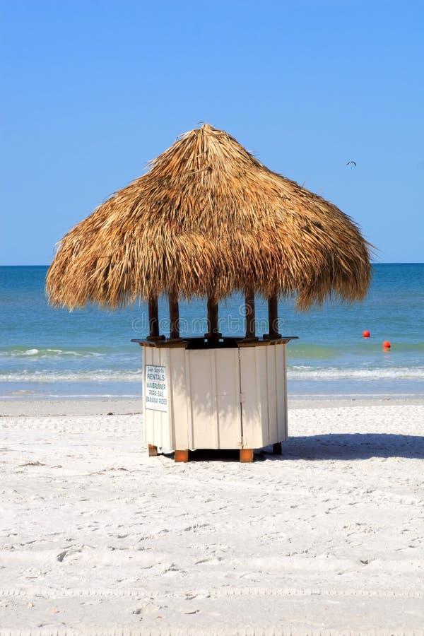 Download Beach Hut stock image. Image of ocean, florida, gulf, vending - 2067843