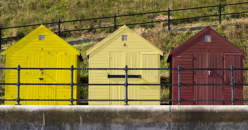 Download Beach huts stock image. Image of wooden, trip, town, vacation - 26638361