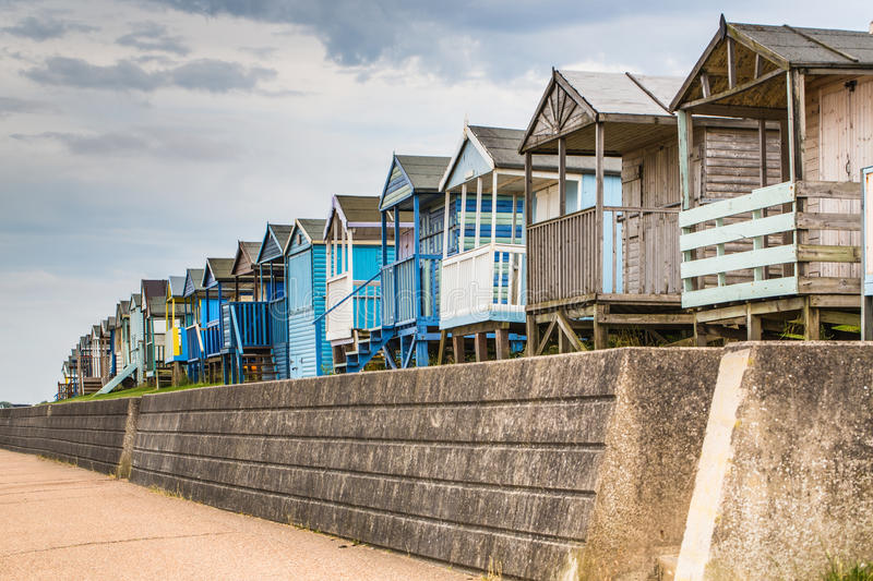 Download Beach Huts Royalty Free Stock Images - Image: 33012309