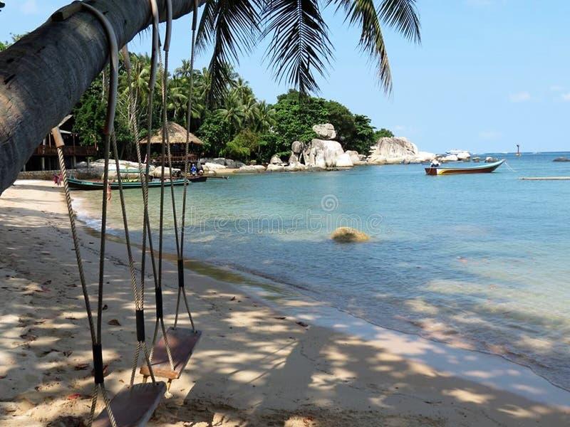 Beach Koh Tao stock photography