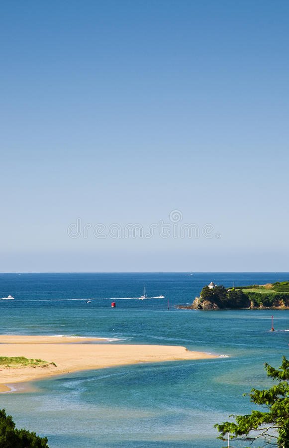 Free Beach Landscape Royalty Free Stock Images - 16207009