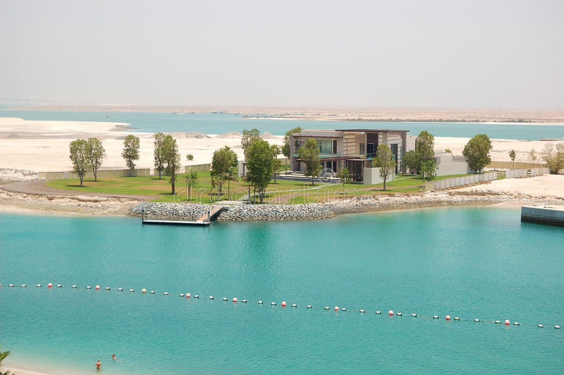Download The Beach Of The Luxury Hotel And Luxury Villa Stock Image - Image: 29469677