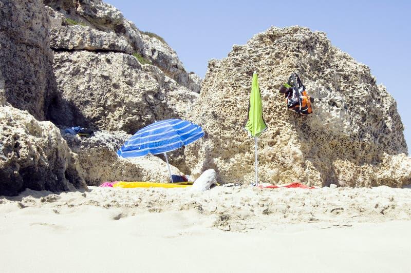 Beach Majorca Stock Photography