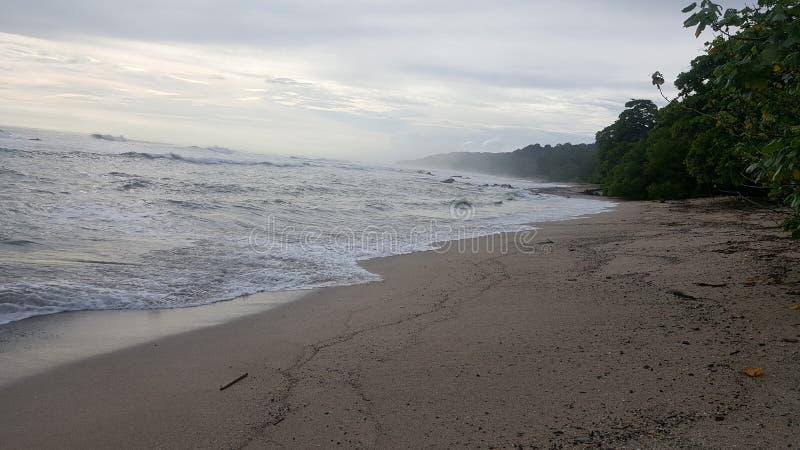 Beach `Mal país` royalty free stock images