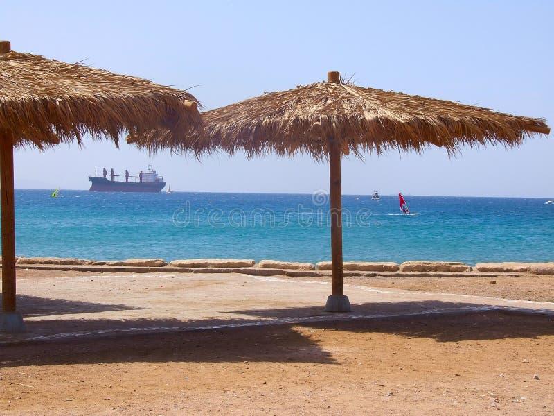 beach markizy zdjęcie royalty free