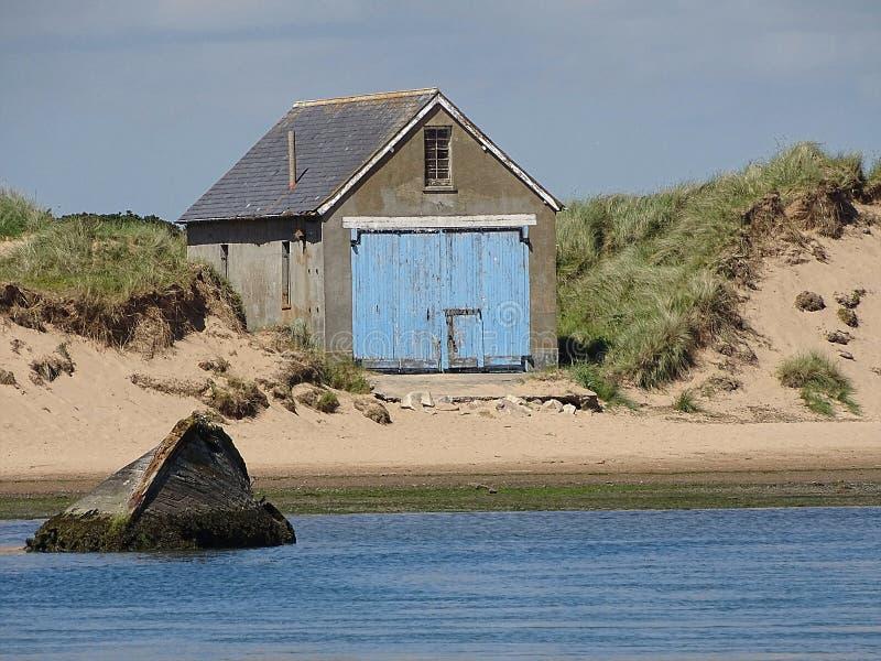 Beach at Newburgh royalty free stock images