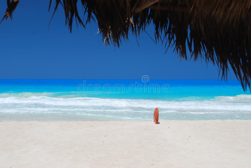 The Beach royalty free stock images