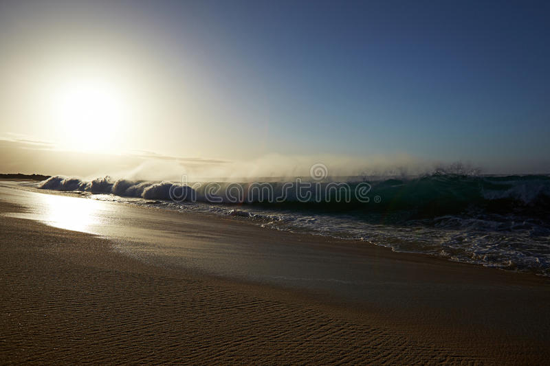 Beach and ocean royalty free stock images