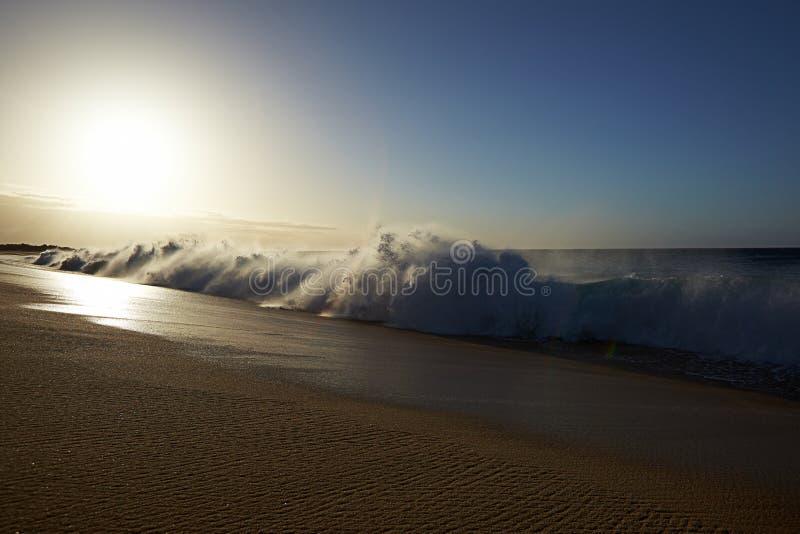 Beach and ocean royalty free stock photos