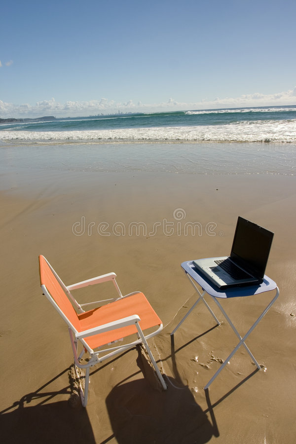 Download Beach Office stock photo. Image of outside, australia, shore - 145278