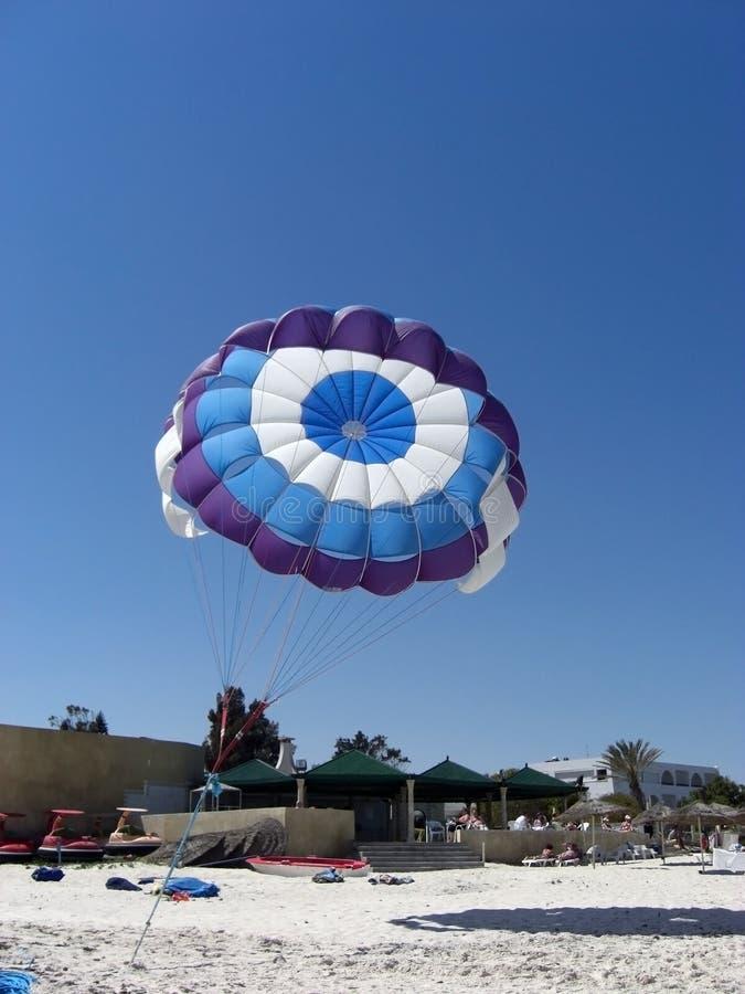 Download Beach Parachute stock image. Image of recreation, parachuting - 4998217