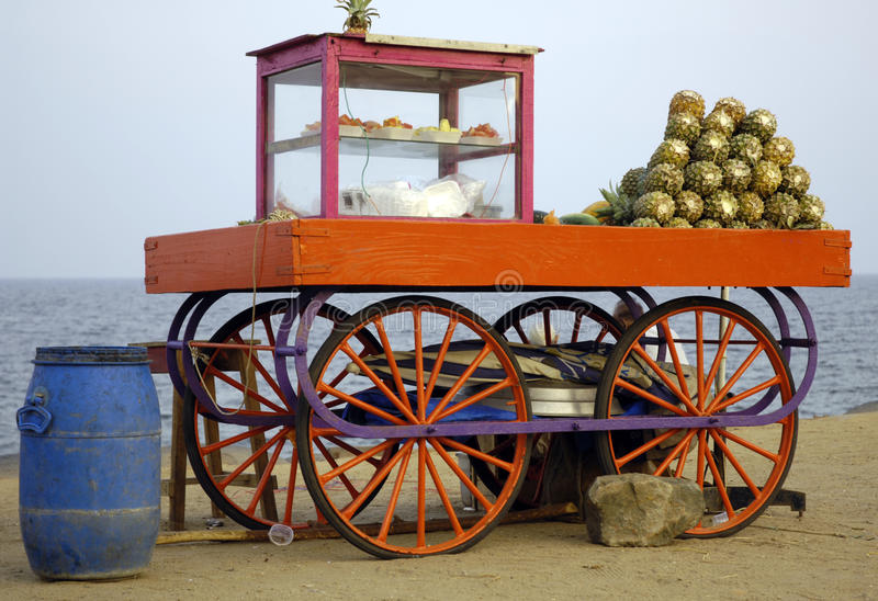 Download On The Beach In Pondicherry Stock Photo - Image: 14245592