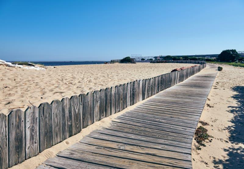 Beach at Provincetown, Cape Cod, Massachusetts. USA royalty free stock photo