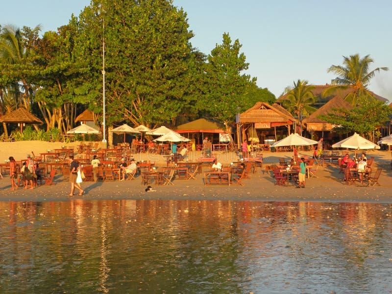 Download Beach Restaurant editorial image. Image of horizon, chair - 20836470