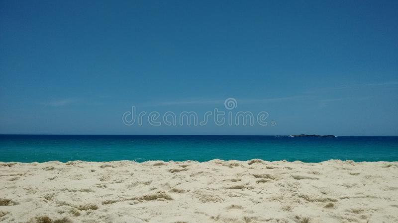 Beach royalty free stock image