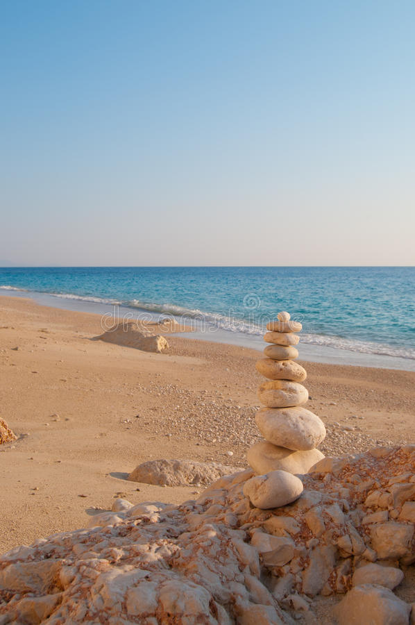 Download Beach and Rocks stock photo. Image of vacation, tropical - 20873022