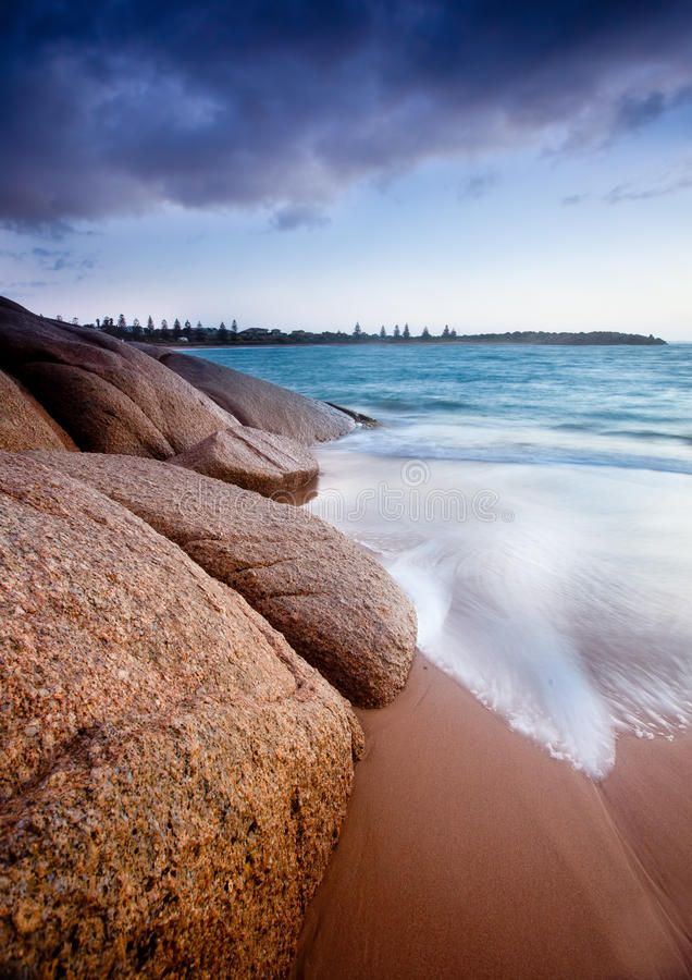 Download The Beach Rocks stock image. Image of outdoor, tourism - 22921153