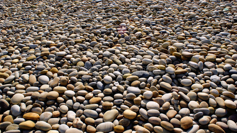 Download Beach rolling stones stock image. Image of background - 57326615