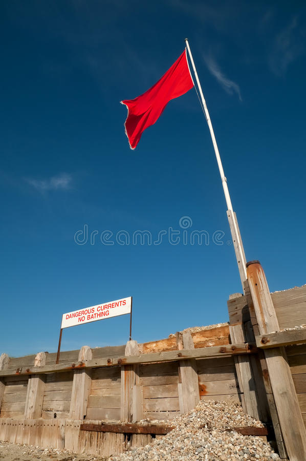 Download Beach safety stock image. Image of pole, coast, seaside - 14951829