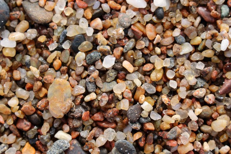 Beach sand texture surface macro close up stock images