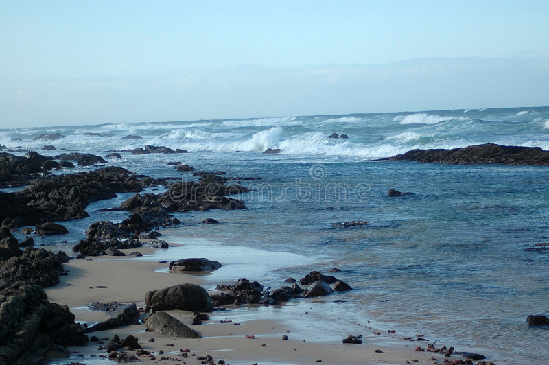 Download Beach And Sea Royalty Free Stock Photography - Image: 1117677
