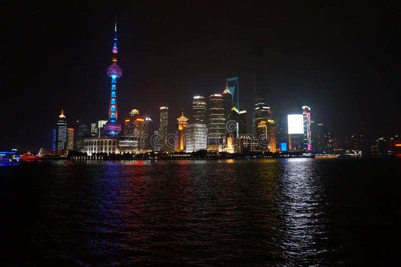 Beach, shanghai city, china stock image