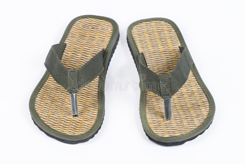 Download Beach Shoes Stock Photos - Image: 5568293