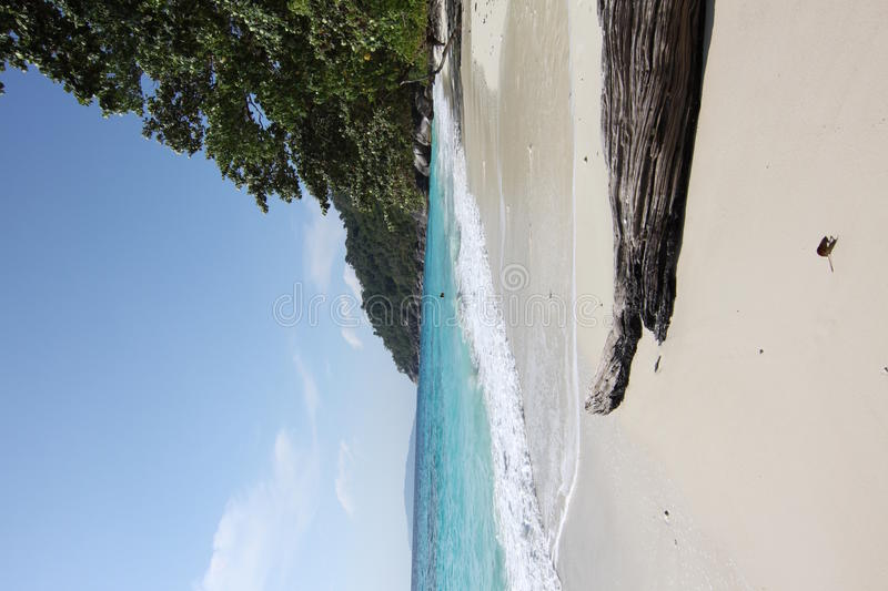 Download Beach In The Similan Islands Royalty Free Stock Photos - Image: 25012438