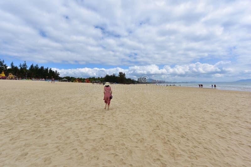 beach singing royalty free stock photo
