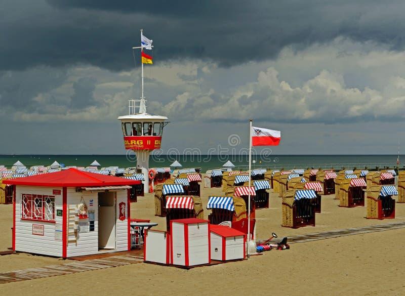 Beach, Sky, Boardwalk, Tourism royalty free stock photography