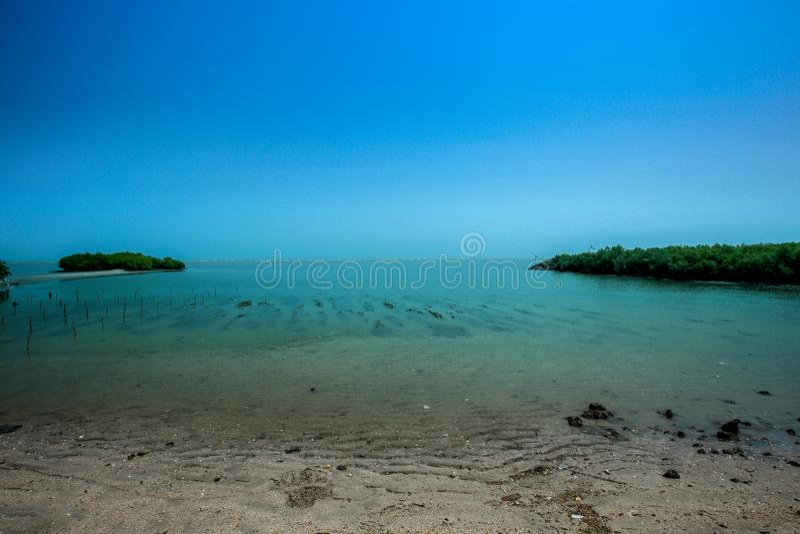 Beach, Sky, Summer, Cloud - Sky, Thailand stock photos