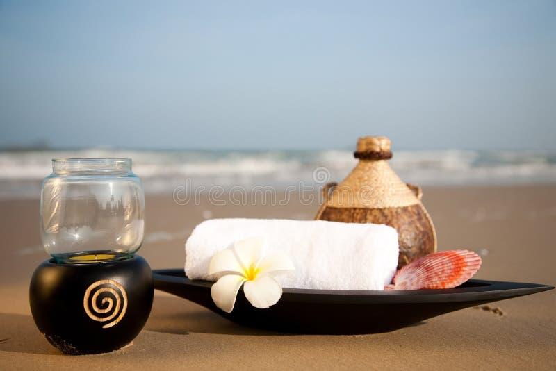 Beach SPA stock photos