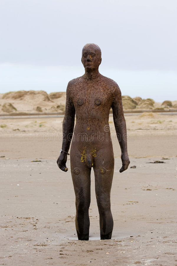 Free Beach Statue Stock Photos - 3967153