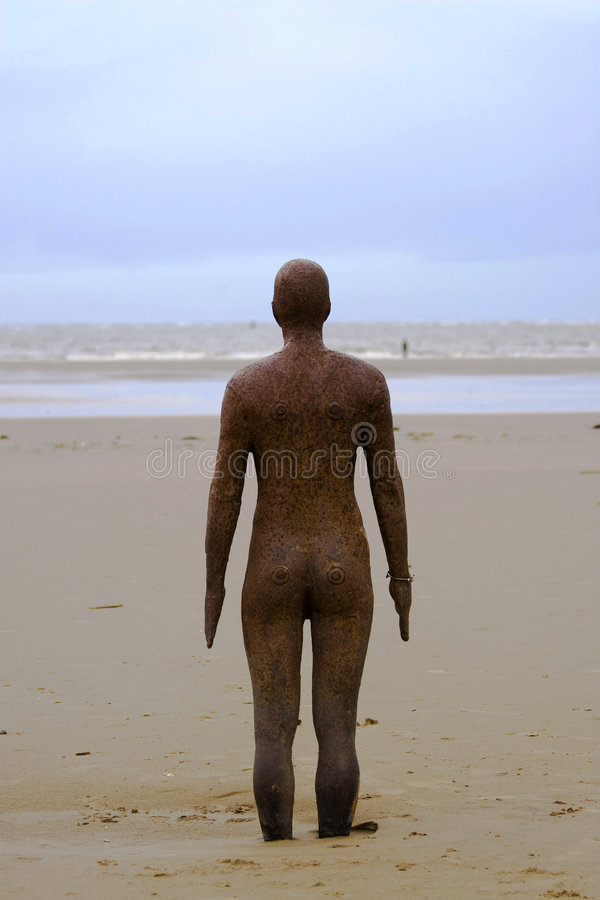 Free Beach Statue Stock Photo - 3967250