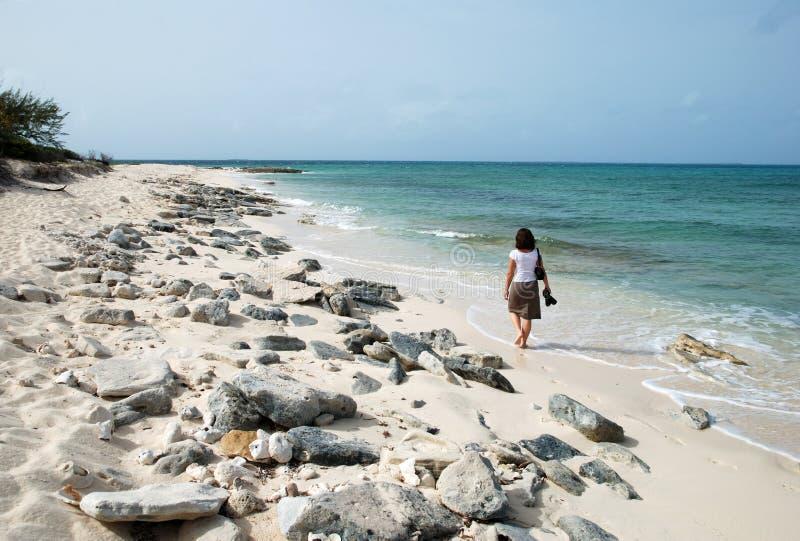 Beach of Stones stock photos