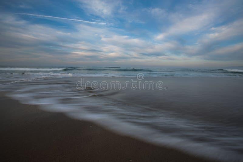 beach streszczenie zdjęcia stock