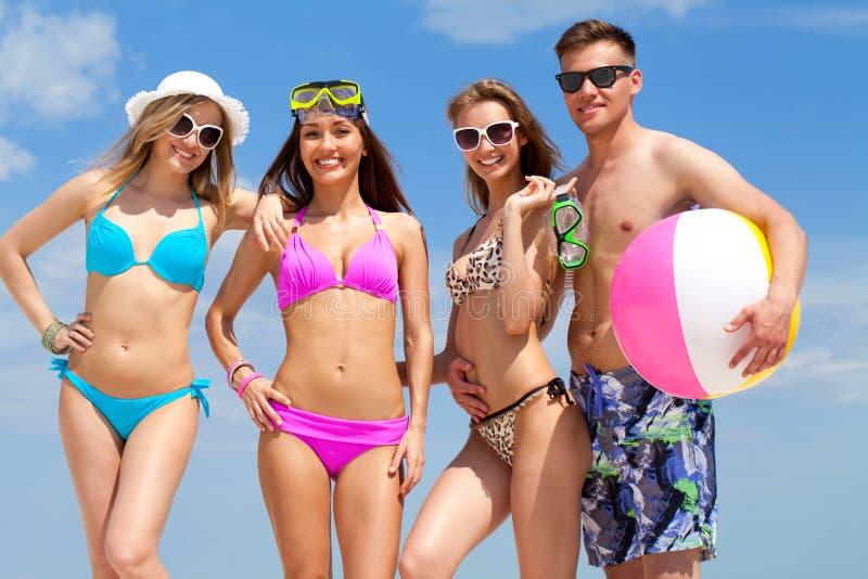Beach style stock photos