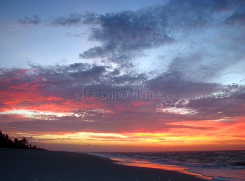 Download Beach sunrise stock image. Image of dawning, beach, daylight - 11628615