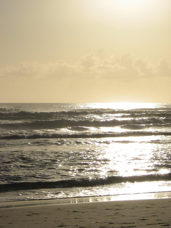 Download Beach Sunrise Stock Photo - Image: 2034700