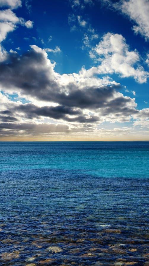 Beach Sunrise stock photos