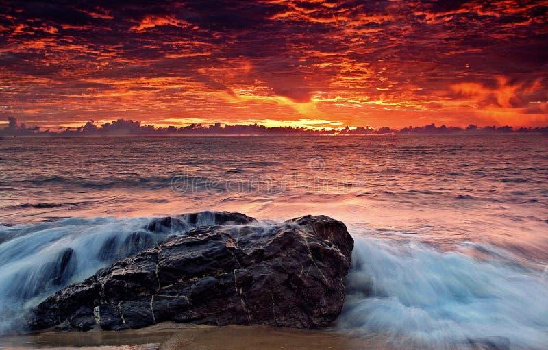 Beach Sunset Free Public Domain Cc0 Image