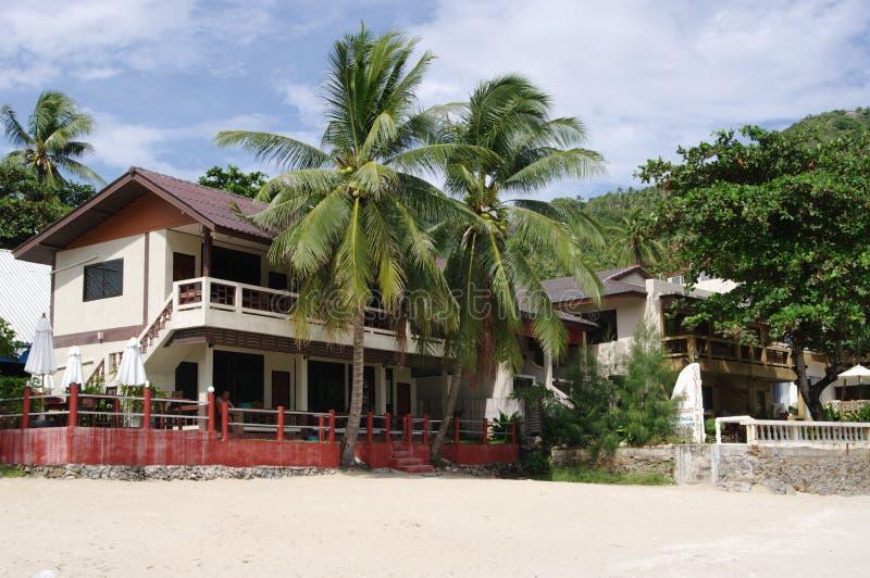 Beach Thongtakian, Koh Samui, Thailand. stock image