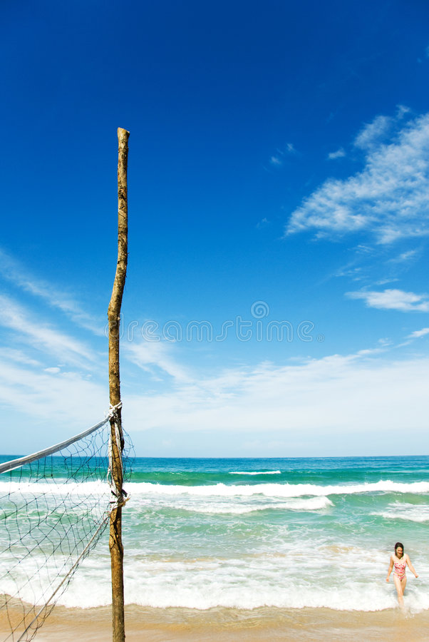Beach time stock images
