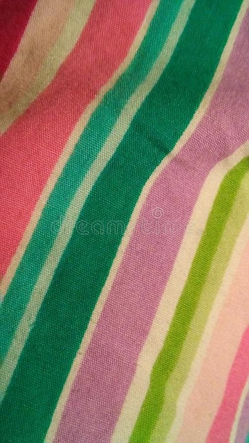Beach towel royalty free stock images