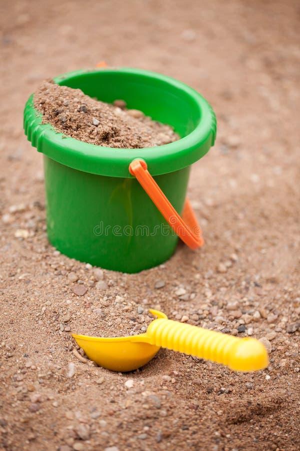 Download Beach toys stock image. Image of sandbox, sand, childhood - 14818143