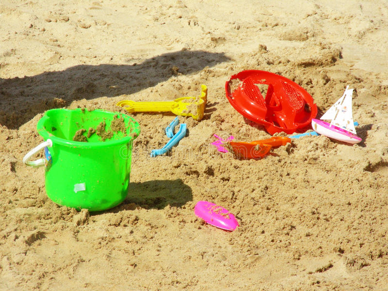 Download Beach toys stock image. Image of travel, sandy, abstract - 18505919