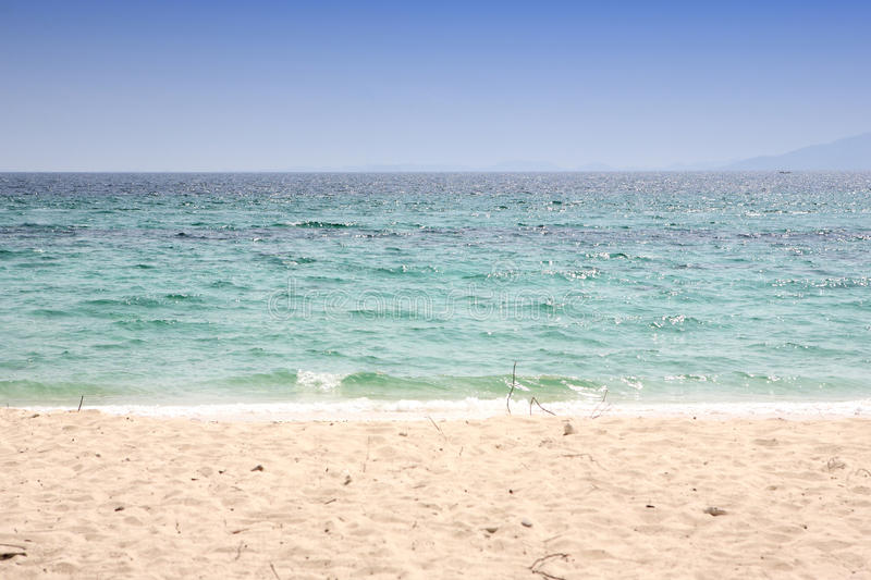 Download Beach And Tropical Sea Stock Photo - Image: 21080270